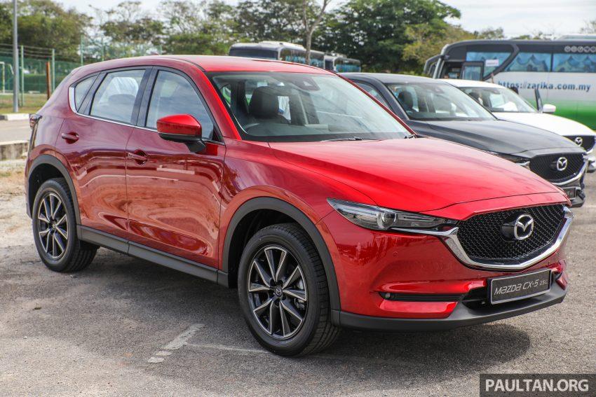 发布在即,2017 Mazda CX-5 新车预览,售价RM134K起! Image #43468