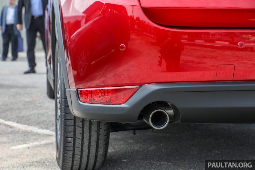发布在即,2017 Mazda CX-5 新车预览,售价RM134K起! Image #43490