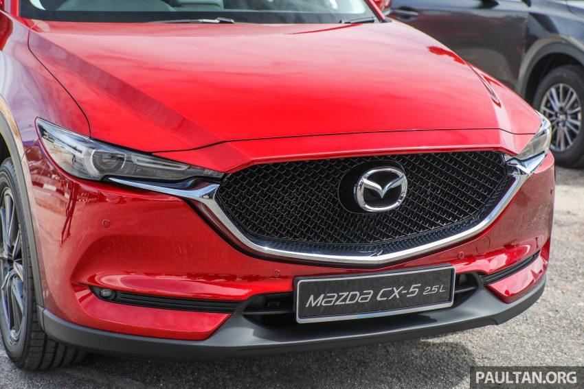 发布在即,2017 Mazda CX-5 新车预览,售价RM134K起! Image #43475