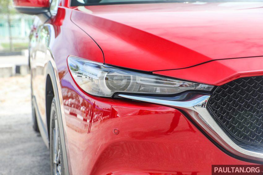 发布在即,2017 Mazda CX-5 新车预览,售价RM134K起! Image #43476