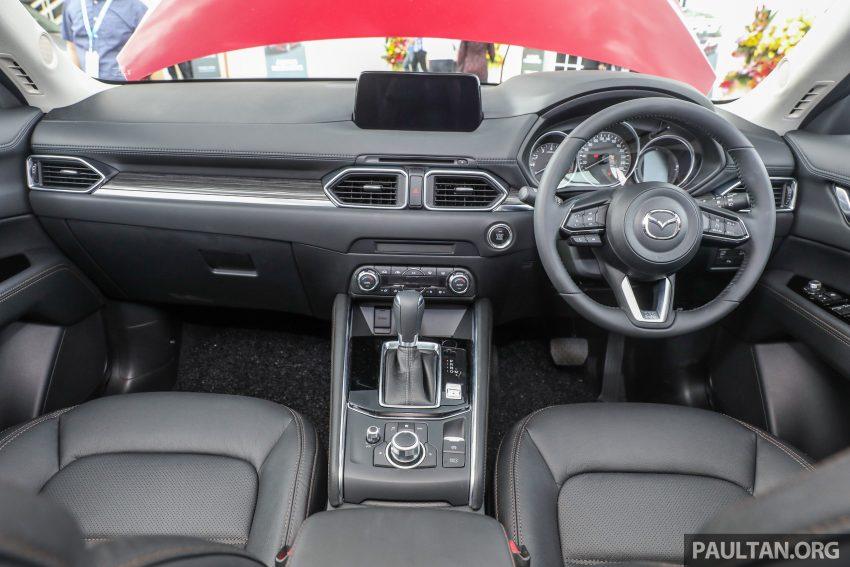发布在即,2017 Mazda CX-5 新车预览,售价RM134K起! Image #43498