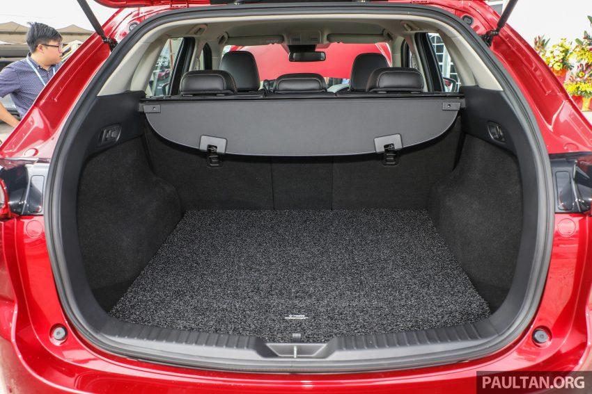 发布在即,2017 Mazda CX-5 新车预览,售价RM134K起! Image #43528