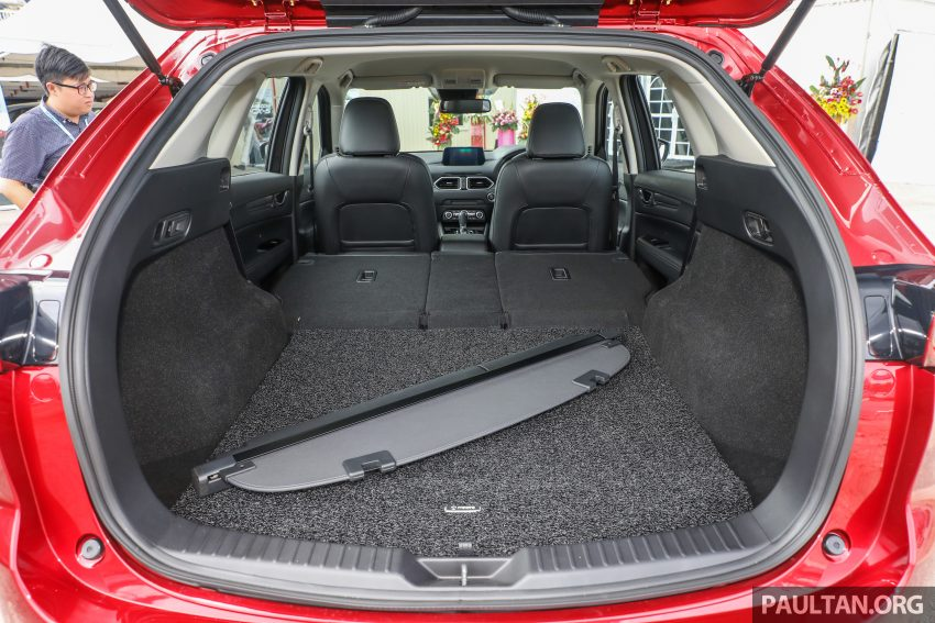 发布在即,2017 Mazda CX-5 新车预览,售价RM134K起! Image #43530