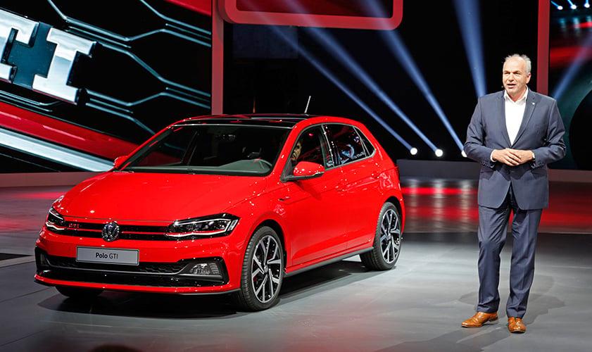 法兰克福车展:MK6 VW Polo GTI 实车亮相, 6.7秒破百! Image #42031
