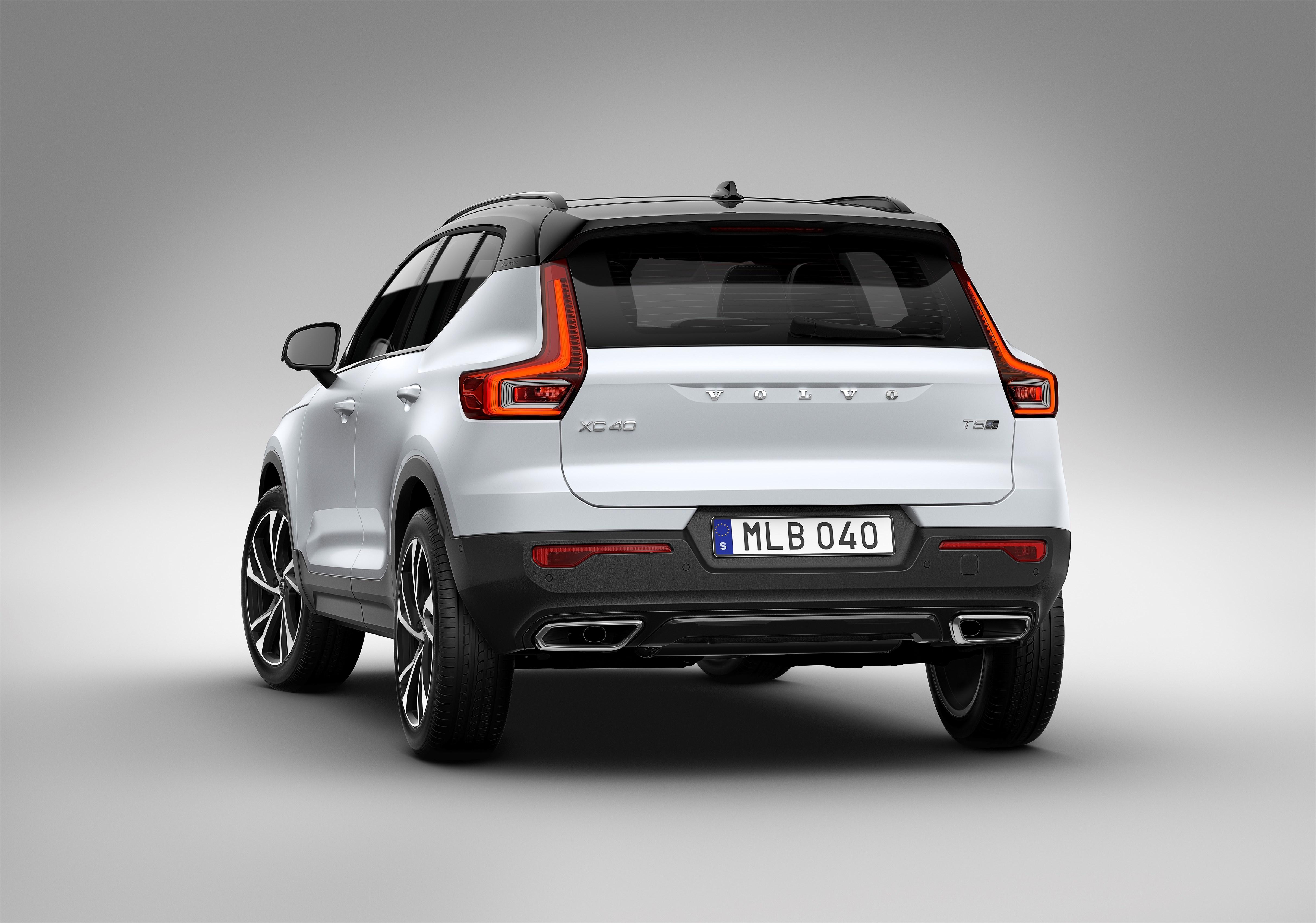 Suv阵线新战力,入门级小雷神 Volvo Xc40 重磅发表! New Volvo Xc40 Exterior