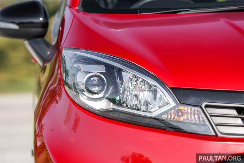 试驾: Proton Iriz 1.6 Premium 改良版, 组装品质大跃进! Image #45356