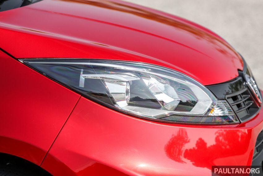 试驾: Proton Iriz 1.6 Premium 改良版, 组装品质大跃进! Image #45357