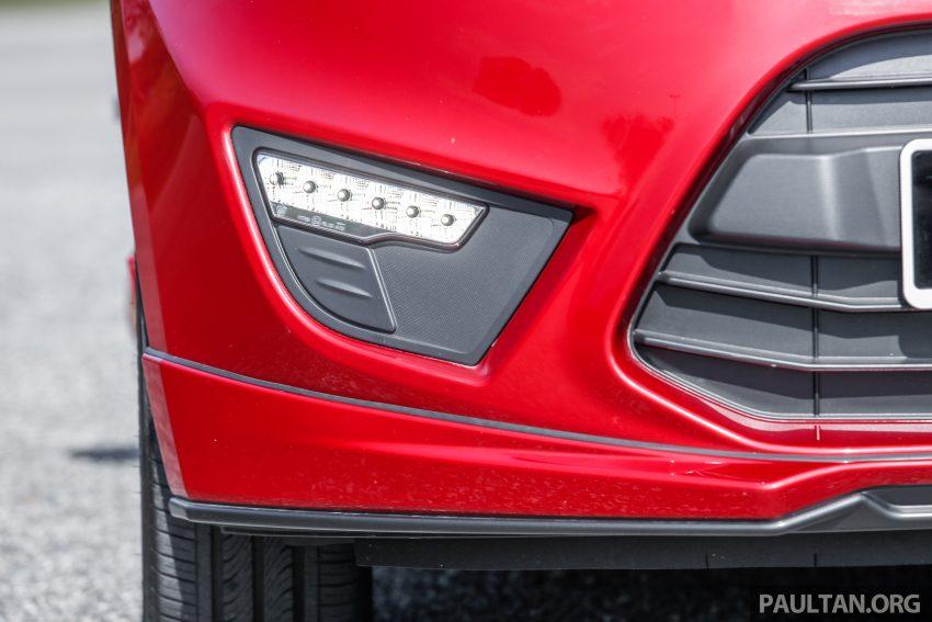 试驾: Proton Iriz 1.6 Premium 改良版, 组装品质大跃进! Image #45360