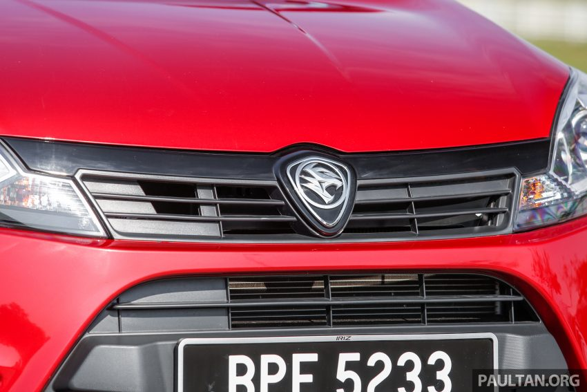 试驾: Proton Iriz 1.6 Premium 改良版, 组装品质大跃进! Image #45362