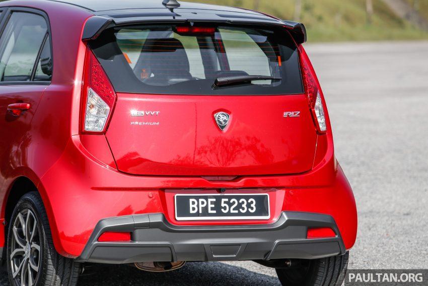 试驾: Proton Iriz 1.6 Premium 改良版, 组装品质大跃进! Image #45371