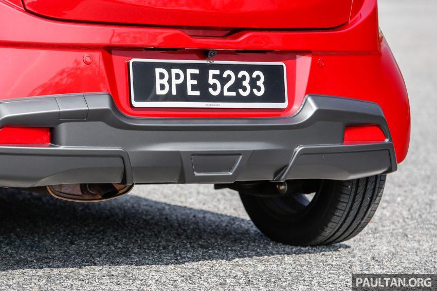 试驾: Proton Iriz 1.6 Premium 改良版, 组装品质大跃进! Image #45376
