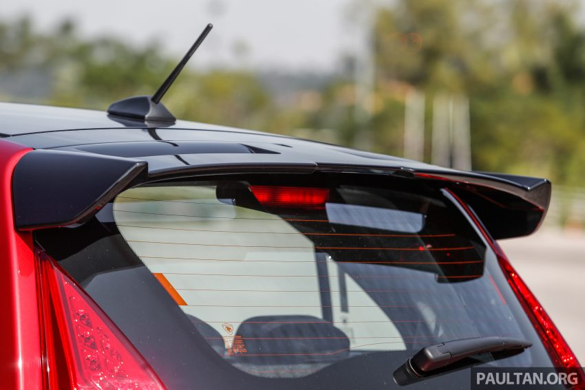 试驾: Proton Iriz 1.6 Premium 改良版, 组装品质大跃进! Image #45377