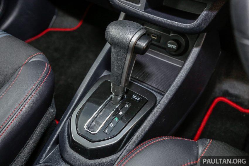 试驾: Proton Iriz 1.6 Premium 改良版, 组装品质大跃进! Image #45392