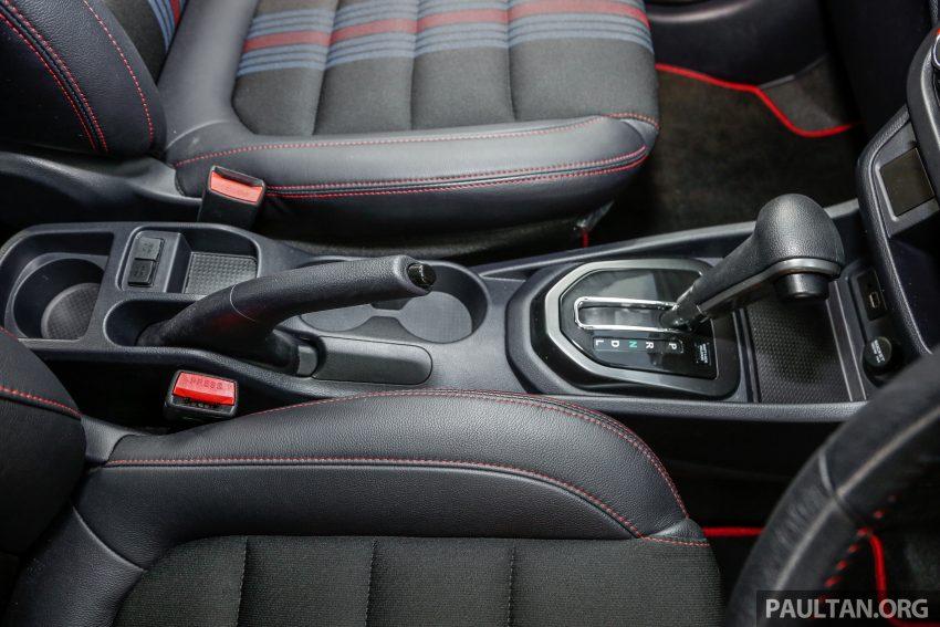试驾: Proton Iriz 1.6 Premium 改良版, 组装品质大跃进! Image #45393