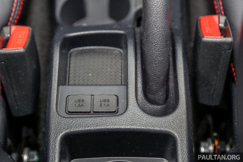 试驾: Proton Iriz 1.6 Premium 改良版, 组装品质大跃进! Image #45394