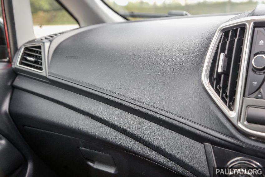 试驾: Proton Iriz 1.6 Premium 改良版, 组装品质大跃进! Image #45395