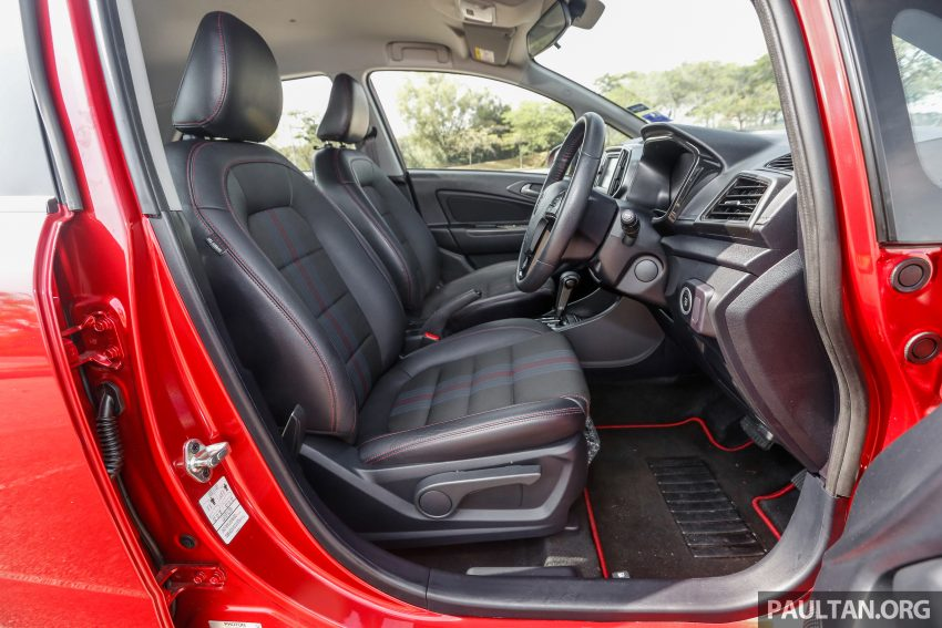 试驾: Proton Iriz 1.6 Premium 改良版, 组装品质大跃进! Image #45401