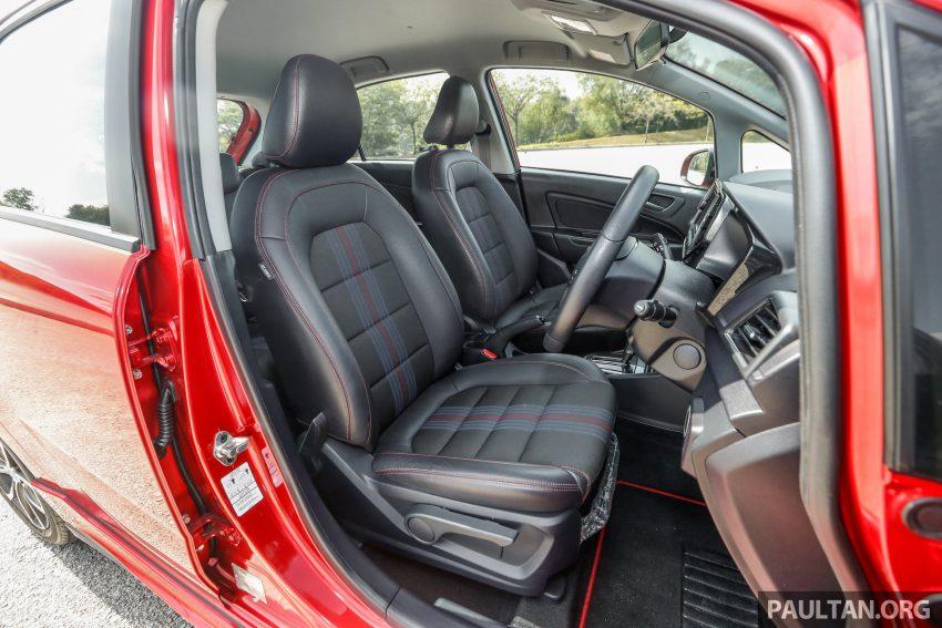 试驾: Proton Iriz 1.6 Premium 改良版, 组装品质大跃进! Image #45402