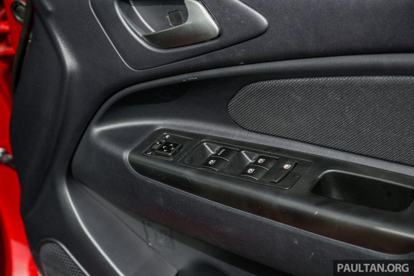 试驾: Proton Iriz 1.6 Premium 改良版, 组装品质大跃进! Image #45405