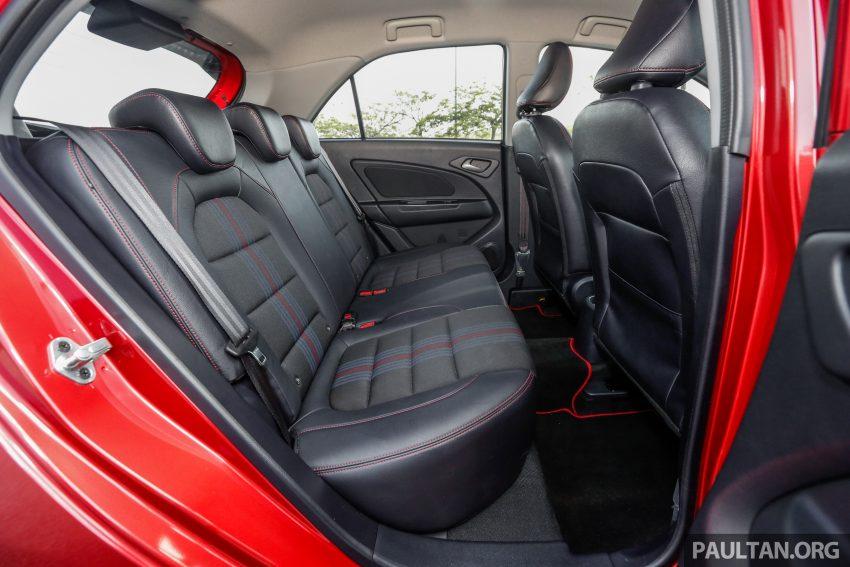试驾: Proton Iriz 1.6 Premium 改良版, 组装品质大跃进! Image #45406