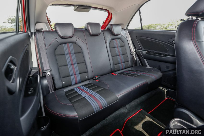 试驾: Proton Iriz 1.6 Premium 改良版, 组装品质大跃进! Image #45407