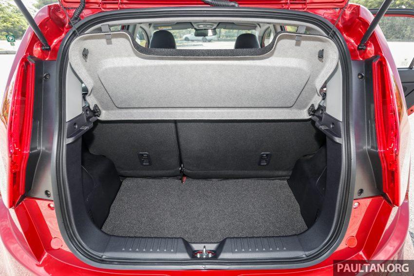 试驾: Proton Iriz 1.6 Premium 改良版, 组装品质大跃进! Image #45411