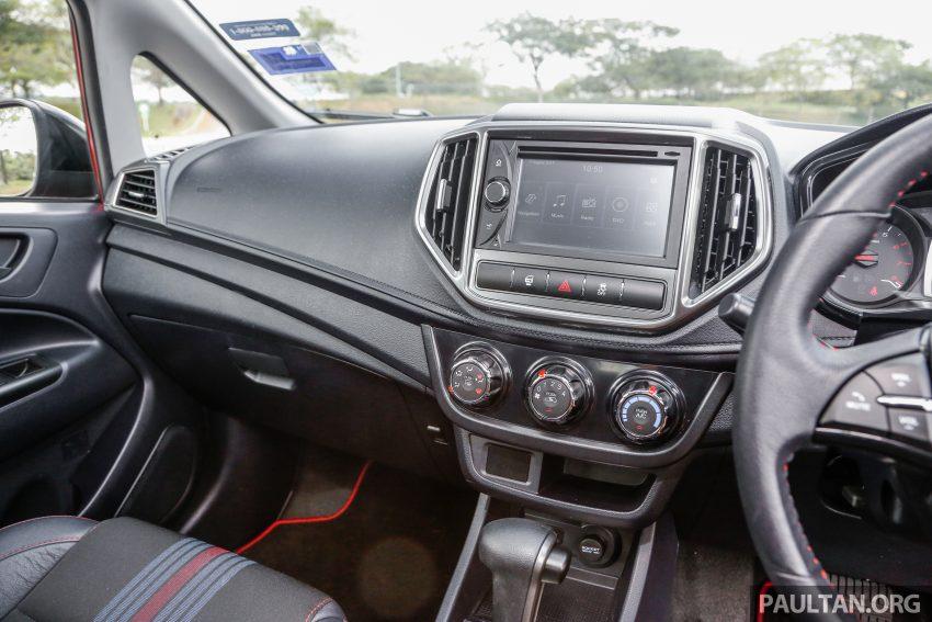 试驾: Proton Iriz 1.6 Premium 改良版, 组装品质大跃进! Image #45386