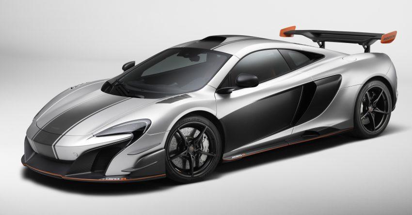 McLaren 专为车主打造 MSO R Coupé / Spider, 仅此一对! Image #45509