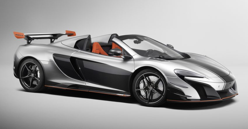 McLaren 专为车主打造 MSO R Coupé / Spider, 仅此一对! Image #45507