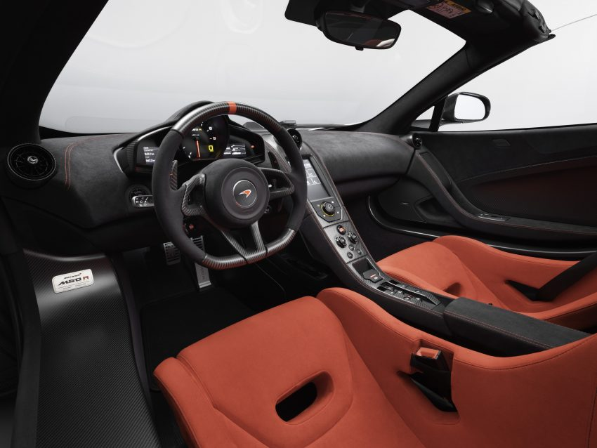 McLaren 专为车主打造 MSO R Coupé / Spider, 仅此一对! Image #45505