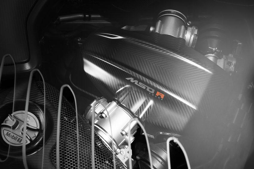 McLaren 专为车主打造 MSO R Coupé / Spider, 仅此一对! Image #45501
