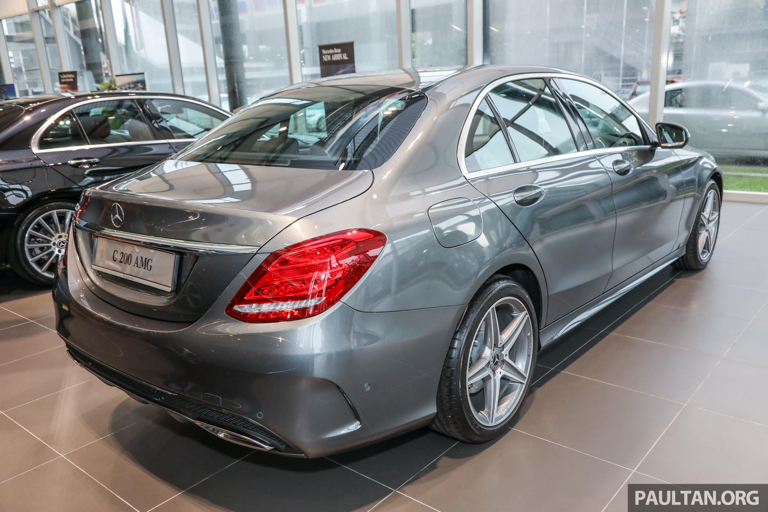 Mercedes benz c200 amg line rm254 888 mercedes benz for Mercedes benz c200 2017