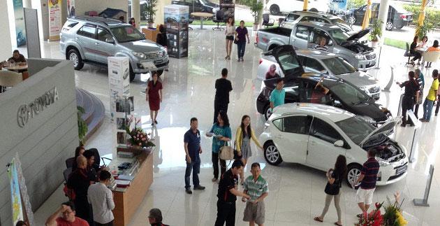 专注产品开发及营销, UMW Toyota 分行转让经销商经营! Image #46617