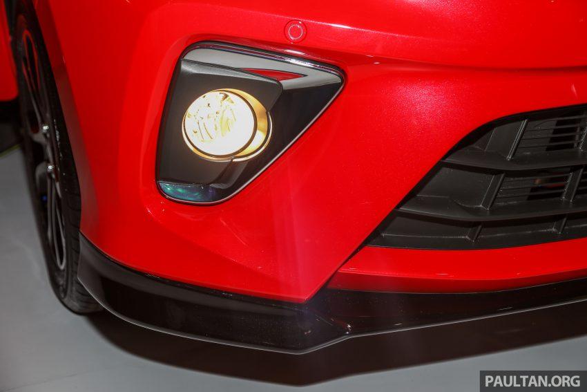 大马国民车,全新第三代 Perodua Myvi 完整规格列表! Image #49059
