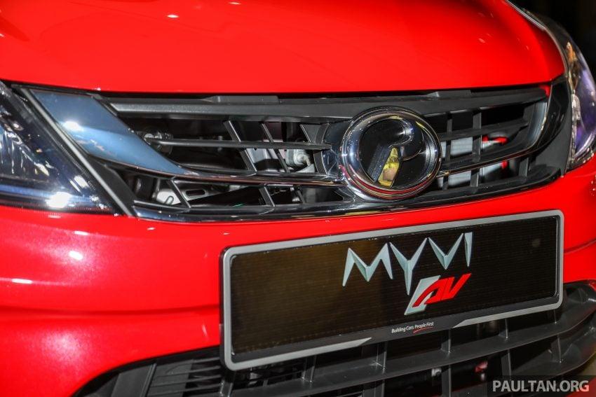 大马国民车,全新第三代 Perodua Myvi 完整规格列表! Image #49060
