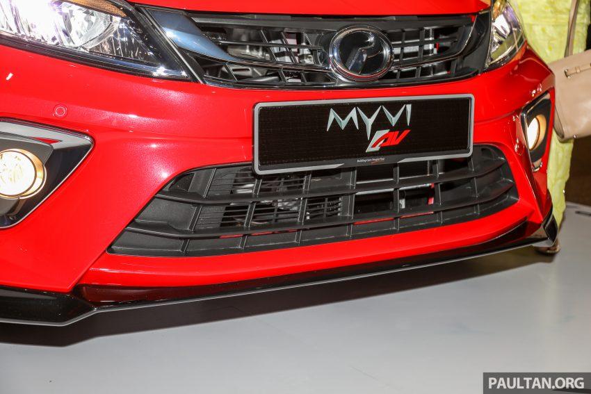 大马国民车,全新第三代 Perodua Myvi 完整规格列表! Image #49061