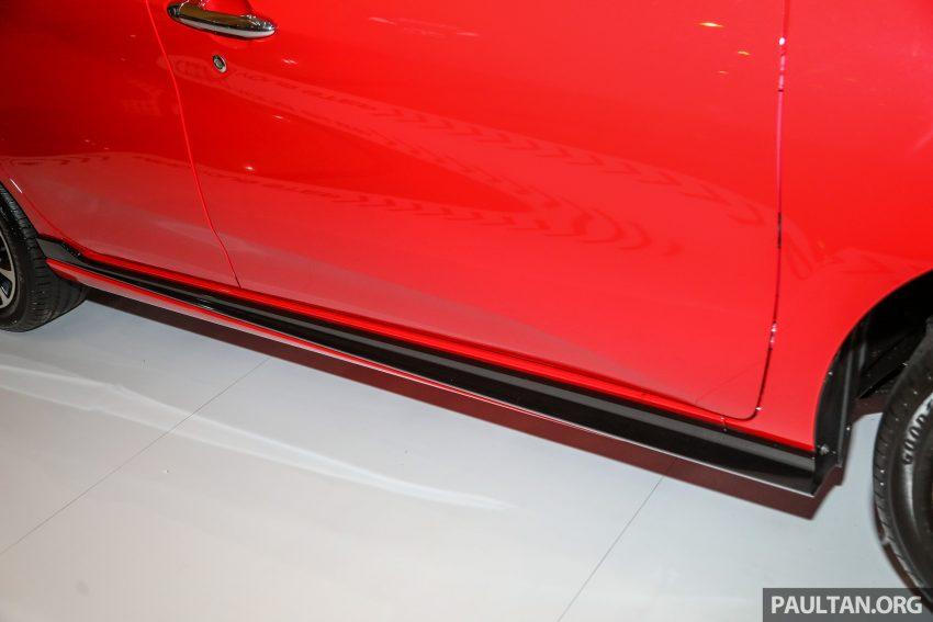 大马国民车,全新第三代 Perodua Myvi 完整规格列表! Image #49066