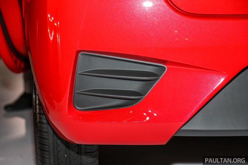 大马国民车,全新第三代 Perodua Myvi 完整规格列表! Image #49072