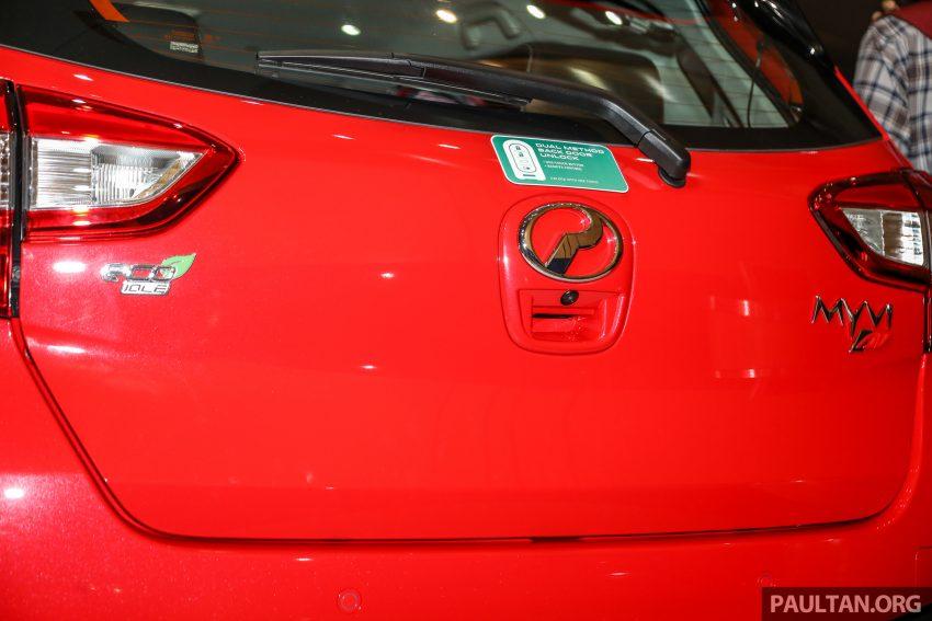 大马国民车,全新第三代 Perodua Myvi 完整规格列表! Image #49073