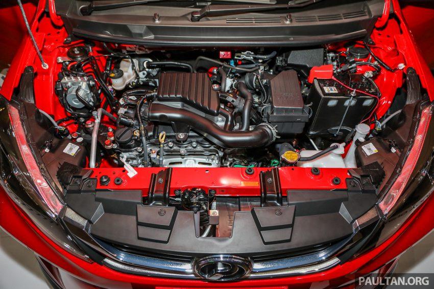 大马国民车,全新第三代 Perodua Myvi 完整规格列表! Image #49078