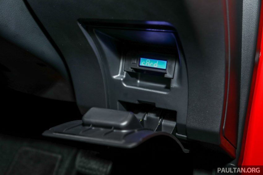 大马国民车,全新第三代 Perodua Myvi 完整规格列表! Image #49100