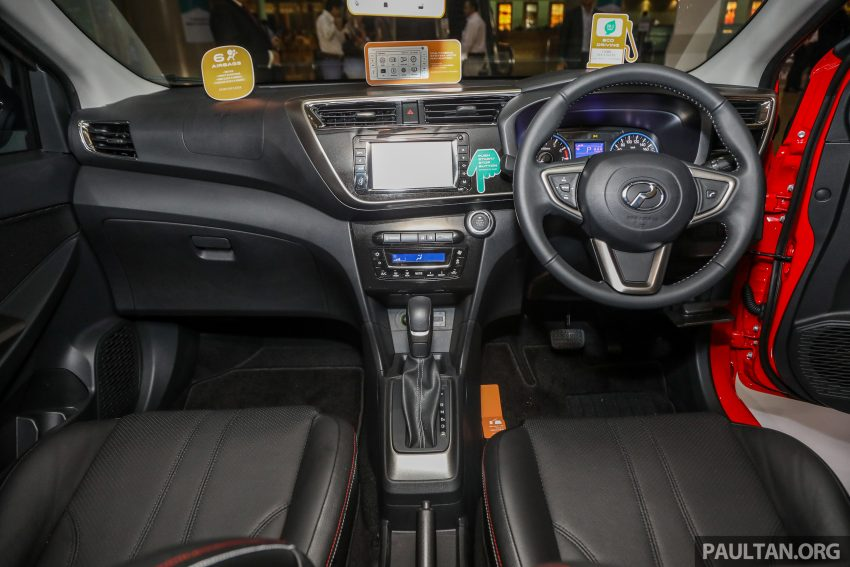 大马国民车,全新第三代 Perodua Myvi 完整规格列表! Image #49102