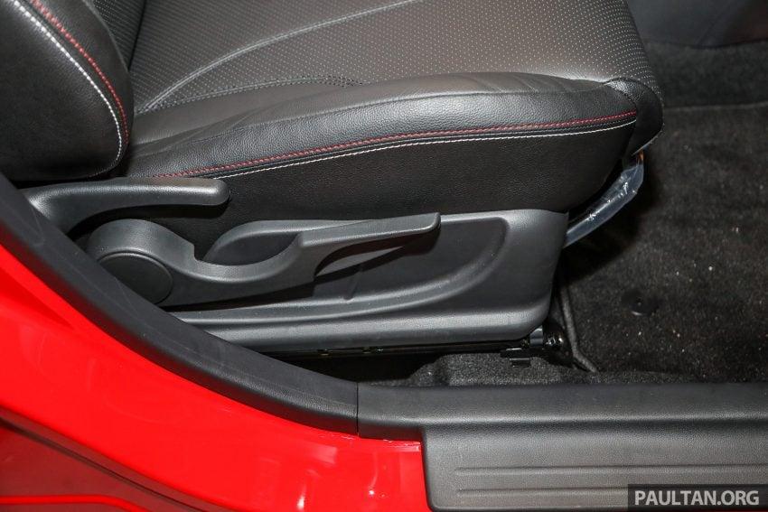 大马国民车,全新第三代 Perodua Myvi 完整规格列表! Image #49108