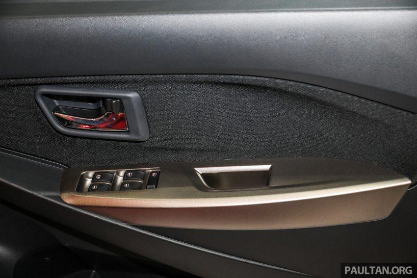 大马国民车,全新第三代 Perodua Myvi 完整规格列表! Image #49114