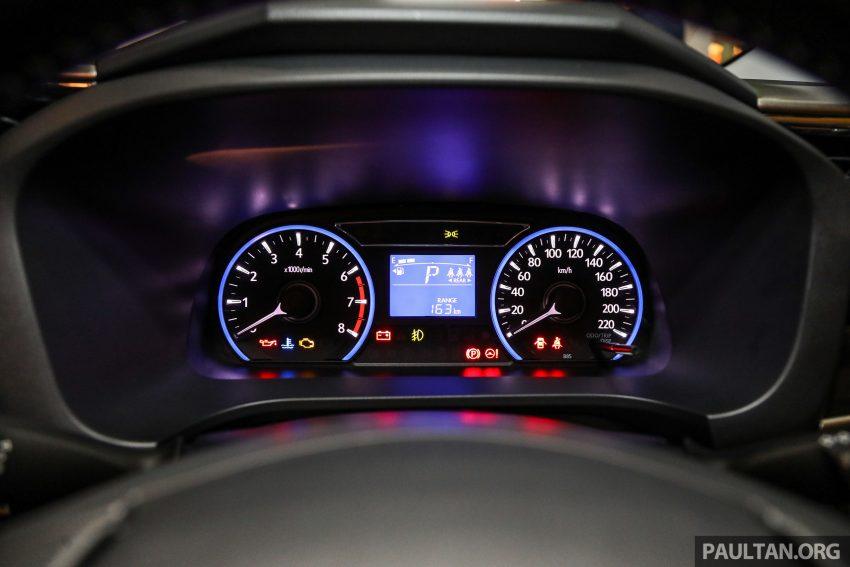 大马国民车,全新第三代 Perodua Myvi 完整规格列表! Image #49082