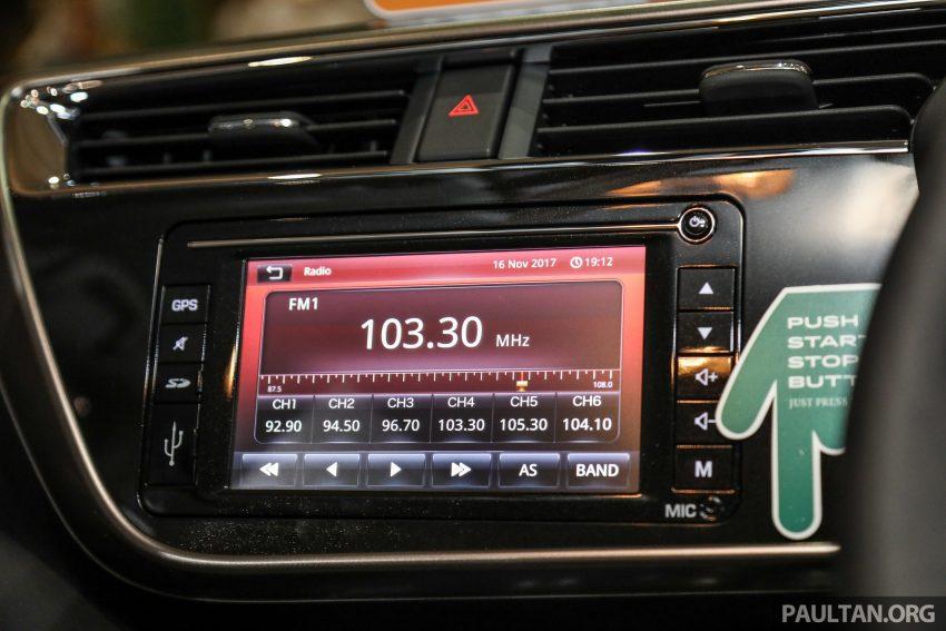 大马国民车,全新第三代 Perodua Myvi 完整规格列表! Image #49085