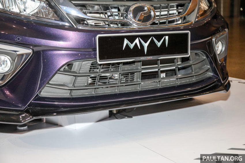 安全毋庸置疑! 全新 Perodua Myvi 获 ASEAN NCAP 5星! Image #49165