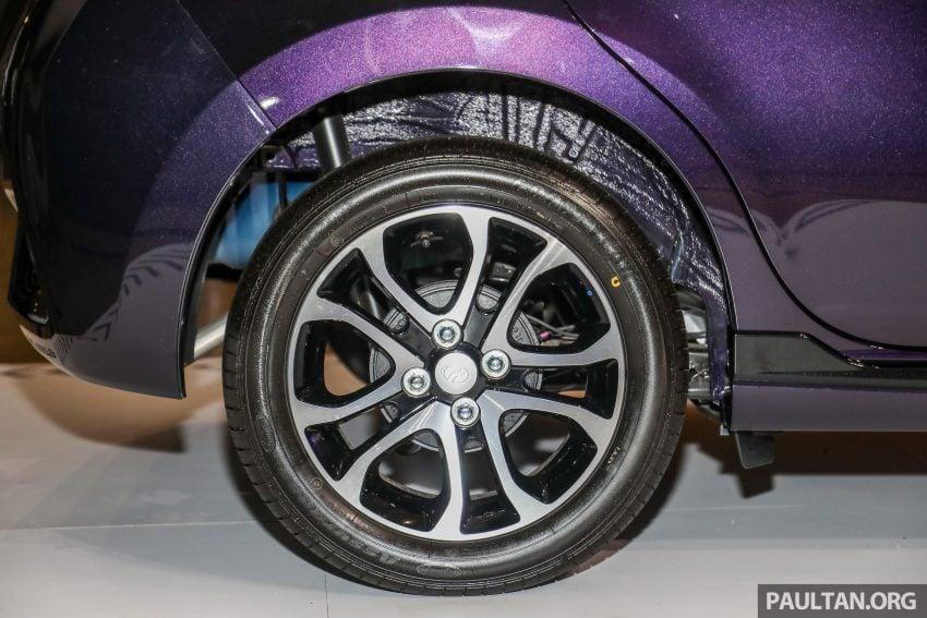 安全毋庸置疑! 全新 Perodua Myvi 获 ASEAN NCAP 5星! Image #49171