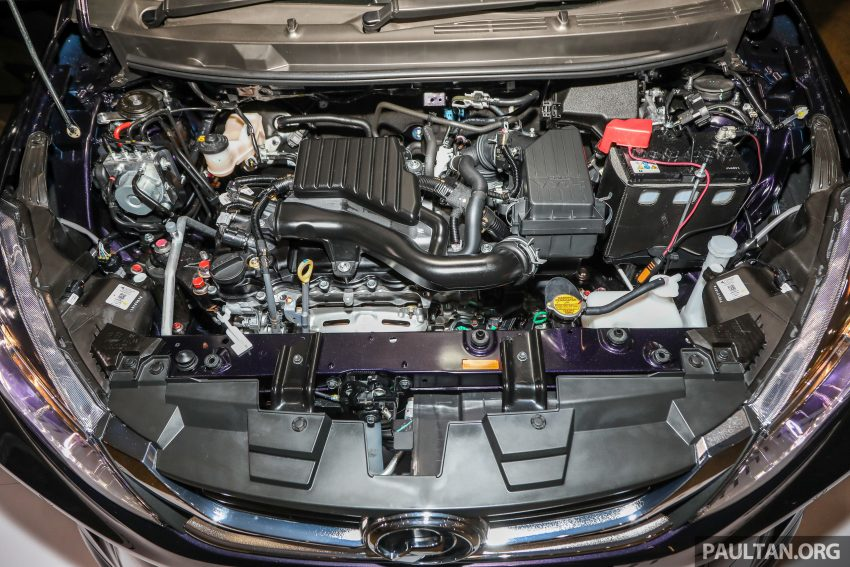 安全毋庸置疑! 全新 Perodua Myvi 获 ASEAN NCAP 5星! Image #49181