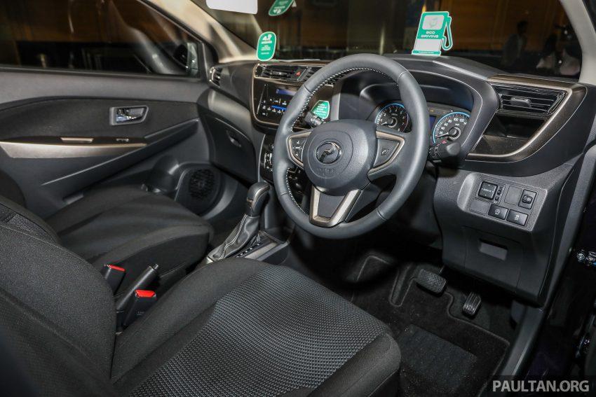 安全毋庸置疑! 全新 Perodua Myvi 获 ASEAN NCAP 5星! Image #49183